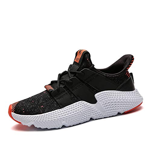 Toe Jayden Peep Wedge - KCatsy Men Fashion Breathable Basketball Shoes Athletic Walking Sneakers Red