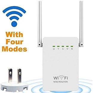 ELINOIR Repeater Azaleas Extender Wireless