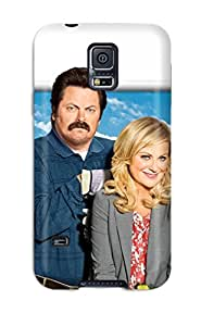 Sherry Green Russell's Shop 7580455K81374542 Defender Case With Nice Appearance (parks And Recreation) For Galaxy S5