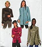 BUTTERICK B4294 ~ 4 JACKET STYLES (MISSES / MISSES' PETITE SIZE 8, 10, 12, 14) SEWING PATTERN