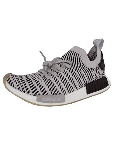 05c132a38a6 Galleon - Adidas Originals Men s NMD R1 STLT PK Two Grey One Black ...