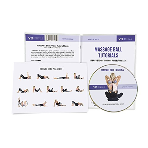 Massage Ball (DVD) Myofascial Release Video Tutorials | YOGABODY [official]