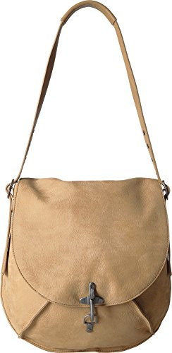 Boho-Chic Vacation & Fall Looks - Standard & Plus Size Styless - Lucky Brand Women's Maya Shoulder Sandbox Handbag