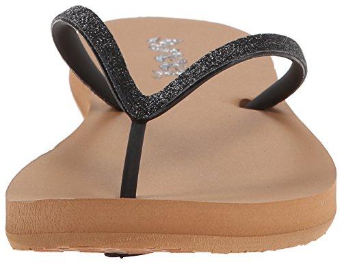Tobacco Stargazer Womens Black Sandals Reef qUzw1W