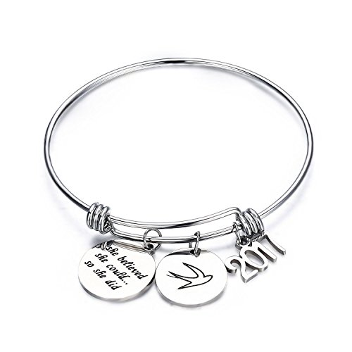 CJ Graduation Jewelry Stainless Inspirational product image