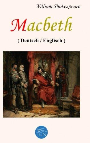 Macbeth (Deutsch/English) (German and English Edition) [Shakespeare, William] (Tapa Blanda)