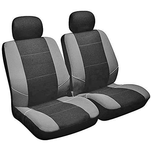 🥇 Sakura SS3633 – Juego de fundas para asientos delanteros de coche