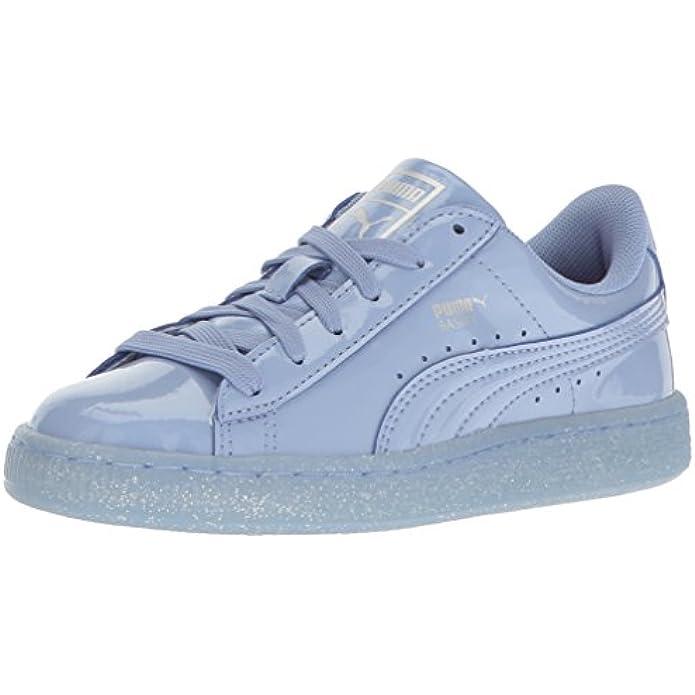 PUMA Basket Iced Glitter Sneaker