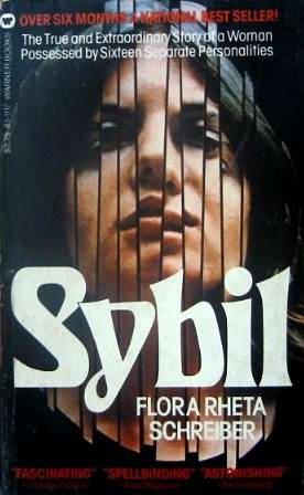 Sybil (1973) (Book) written by Flora Rheta Schreiber