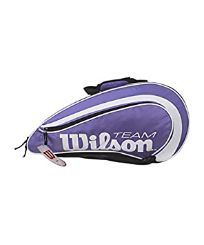 Wilson Padel Team - Paletero , color morado, talla NS