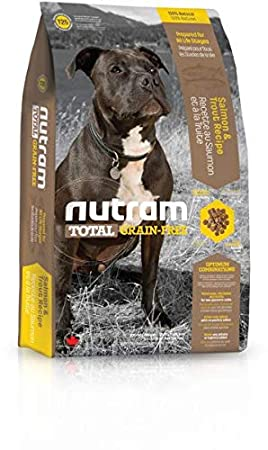 Nutram Complete Dry Grain Free Dog Food Salmon And Trout 13 6 Kg