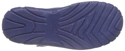 Superfit Softtippo - Zapatillas de running Bebé-Niñas azul - Blau (INDIGO KOMBI 88)