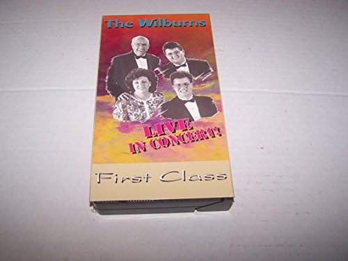 The Wilburns Live In Concert! First Class -  MORNING STAR RECORDS