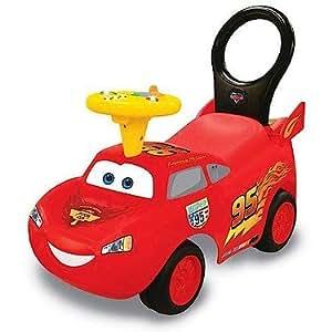 AK Deportes 043067 - Coches McQueen Actividad Racer, manejable de coches de juguete
