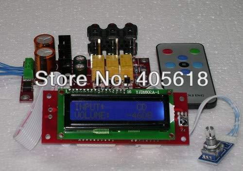 Utini Remote Control Preamplifier CS3310 Upgrade with Memory Mute