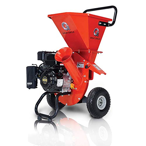 GreatCircleUSA Wood Chipper Shredder