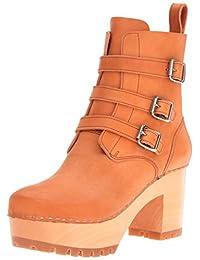 swedish hasbeens Women's Buckle Boot