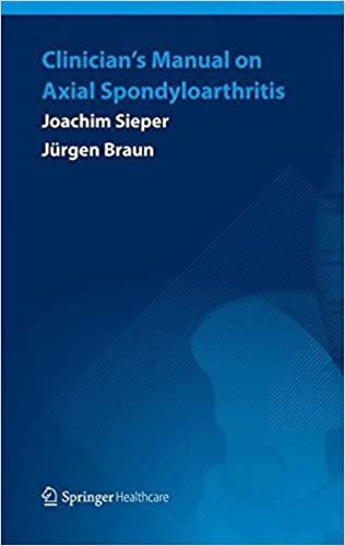 Book Clinician's Manual on Axial Spondyloarthritis