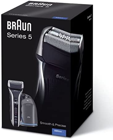 Braun Series 5 590cc-3 - Afeitadora eléctrica de papel macho ...