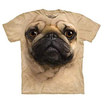The Mountain Beige Cotton Round Neck T-Shirt For Boys