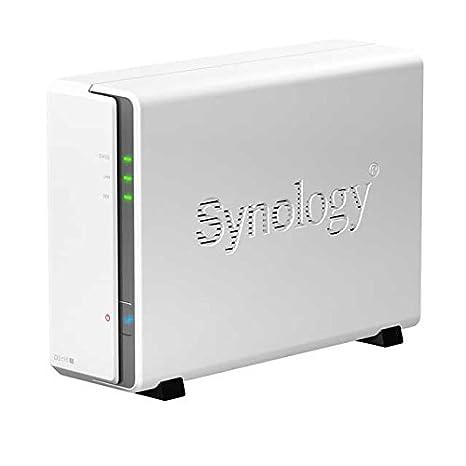 Synology Diskstation DS115j 800MHz Bundle mit 2000GB WD20EFRX Red 24//7