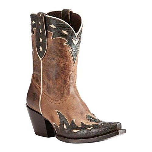 (アリアト) Ariat レディース シューズ靴 ブーツ Juanita Western Boot [並行輸入品] B07CHCRQG6 9-B