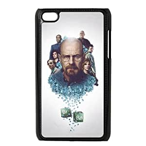 YUAHS(TM) New Cell Phone Case for Ipod Touch 4 with Heisenberg YAS952907