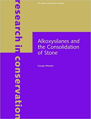 Alkoxysilanes and the Consolidation of Stone (Research in Conservation Technical Report)