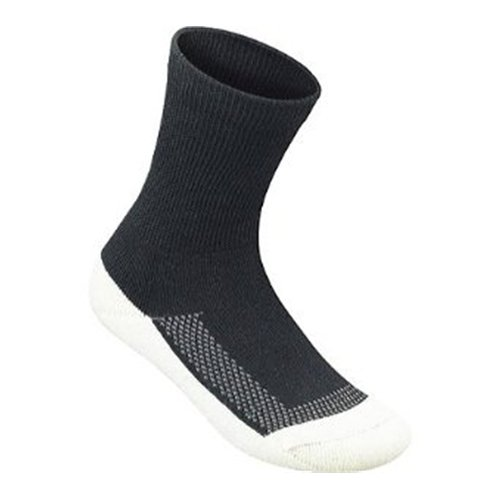Orthofeet Biosoft Padded Sole Diabetic Socks   3 Pair   Medium   White   E2020
