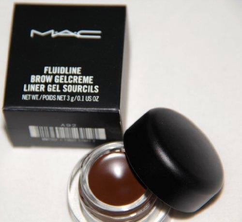 MAC FLUIDLINE BROW GELCREME - Deep Dark Brunette - LIMITED EDITION