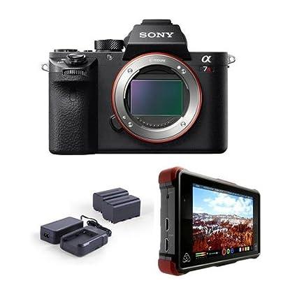 Amazon.com: Sony a7R II Alpha Full Frame Mirrorless Digital ...