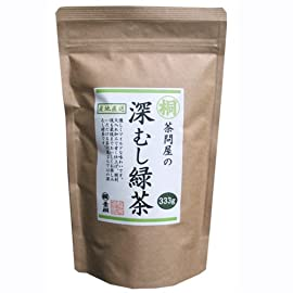 深むし緑茶 Japanese Pure Green Tea (333g/11.74oz) Sen-Cha Ryoku-Cha Extra Volume & Special Price japanese green tea from Shizuoka Japan with a tracking number 49 Additional Information Season Autumn harvest Net Weight (per item) 333 grams (11.74 oz) Packaging Bag Best Used By See date on package Storage (Standard) S