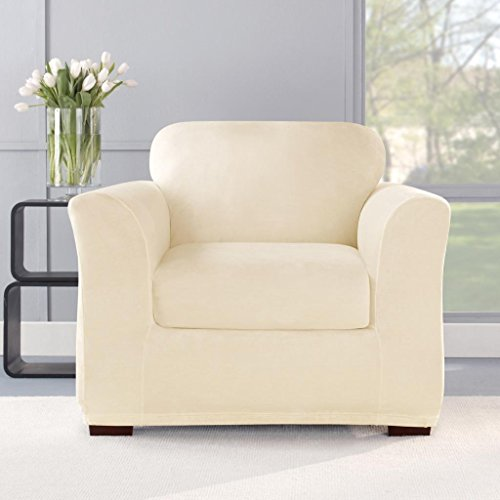 Queen Anne Leather Chair - 9