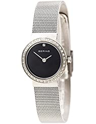 BERING Time 10725-012 Women Classic Collection Watch with Stainless-Steel Strap and scratch resistent sapphire...