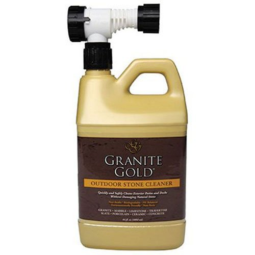 Granite Gold Outdoor Stone Cleaner (Patio Stone Prices)