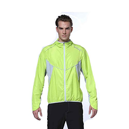 [Windproof Waterproof Ultra-thin Cycling Jersey Long Sleeve Wind Coatl Hooded Running Bike Bicycle Jackets] (All Scorpion Costumes Ever)