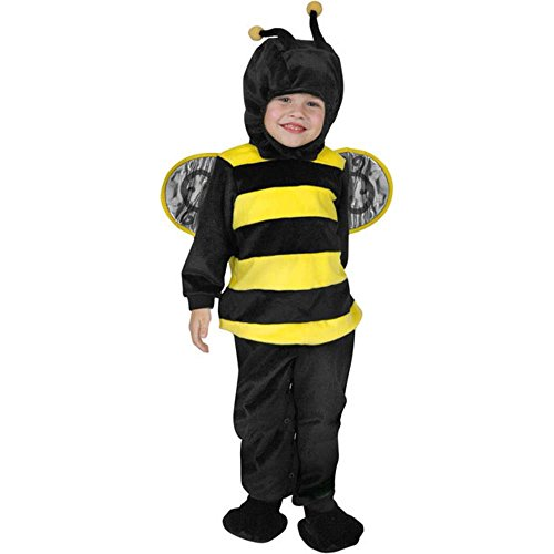 [Child's Toddler Stinger Bee Costume (Size: 1-2T)] (Bee Toddler Costumes)