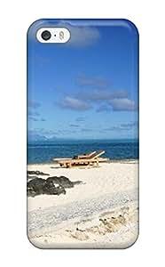 Case Cover Skin For Iphone 5/5s (attractive Bora Bora Wedding Spot By Sobain) 4335109K88402756