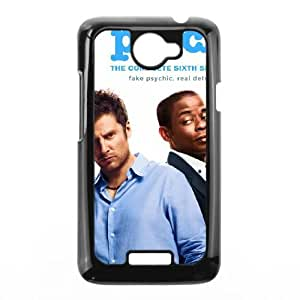 Psych HTC One X Cell Phone Case Black Vguvl