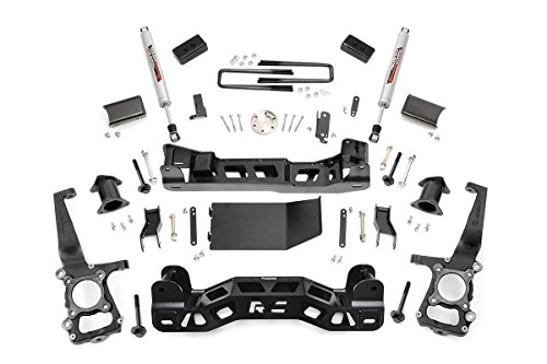 2010 f150 lift kit 4inch - 1