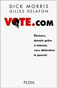 Vote.com par Dick Morris