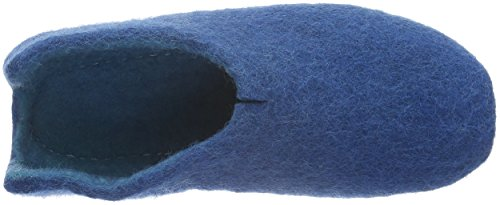 Sicilia Warm Women's Slippers Rohde Blau Blau Blue Lined 50 PxwEE1dq