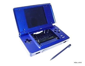 Carcasa de repuesto para Nintendo DS Lite Kit azul metálico ...