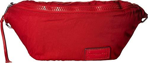 Rebecca Minkoff Women's Nylon Belt Bag Scarlet One Size