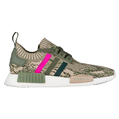 Running UK BY9864 Primeknit PK US 9 NMD Trainers R1 W Womens EUR 8 42 5 adidas wzp1Yn