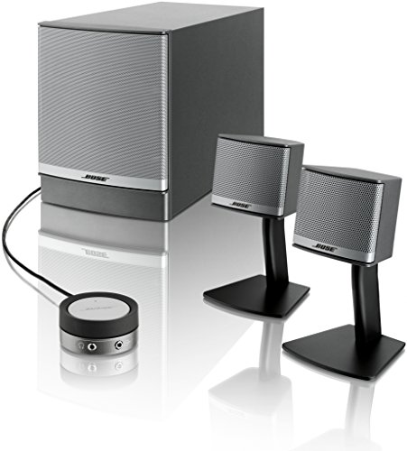 Bose® Companion 3 Series II Multimedia Speaker System