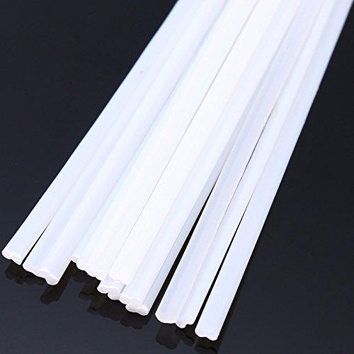 MASUNN 50Pcs Plástico Varillas De Soldadura Abs/Pp/Pvc/Pe Soldadura Palos 200 Mm Para Soldadura De Plástico: Amazon.es: Hogar