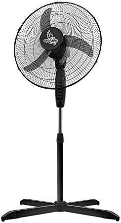 Ventilador/Circulador de aire con pie Cyclone - 45cm / 55W (FL4502)