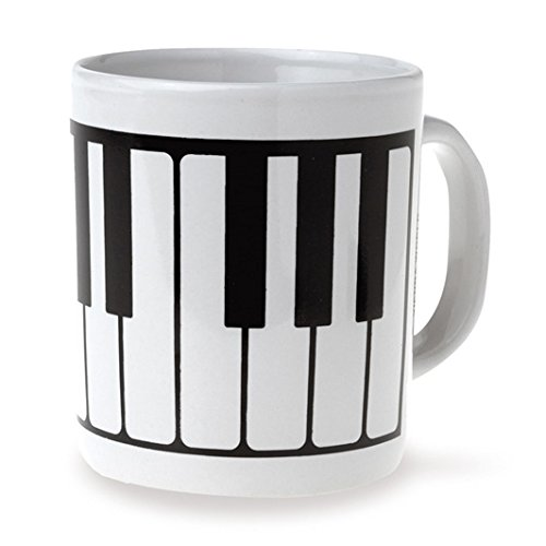 Vienna World: Keyboard Mug - White. For Tastiera
