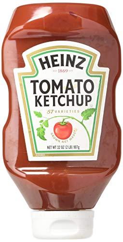 Heinz Tomato Original Ketchup, 32 Ounce Bottle